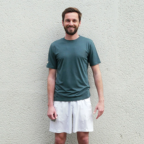T-shirt sport homme Unrest