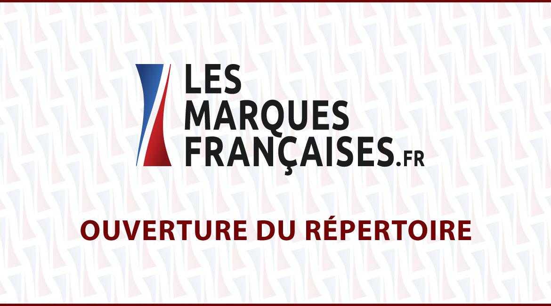 ouverture repertoire les marques francaises