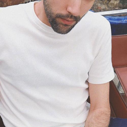 T-shirt blanc Lavoisier