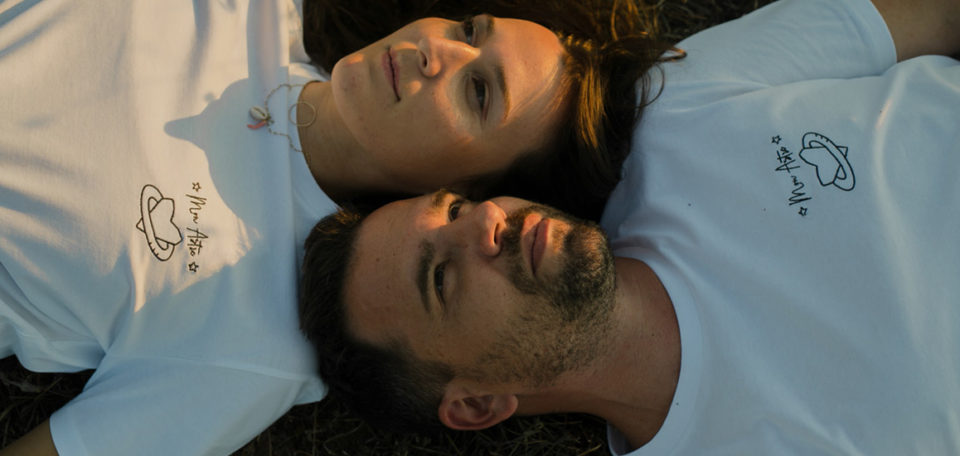 Coco et Germi t-shirt homme et femme