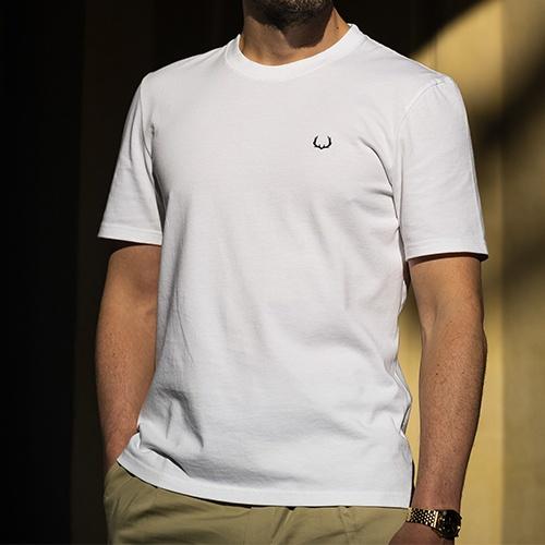 champ-blanc-t-shirt